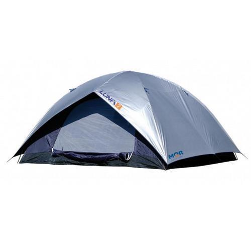 Barraca de Camping Mor Luna 7 pessoas + Sacola de Transporte