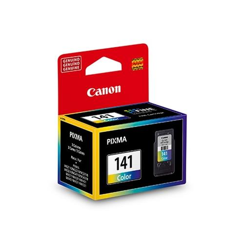 Cartucho Canon Cl - 141 Jato De Tinta Color 8ml - Cl - 141