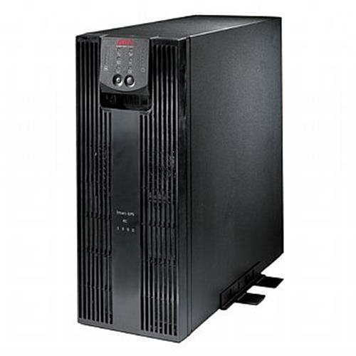 Nobreak Apc Smart - Ups Online 3000va 2100w 230v Db - 9 Rs - 232 - Src3000xli