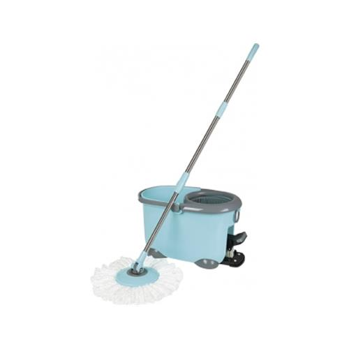 Esfregao Mop Com Pedal Limpeza Pratica 8296 Mor