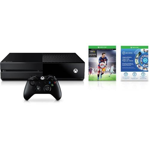 Console Xbox One 1TB, Edição Especial FIFA 16 ( Via Download ) + 1 Ano de EA Access